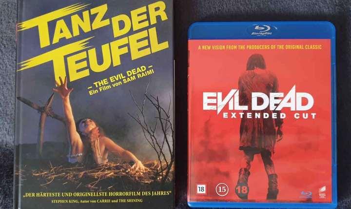 Tanz der Teufel (1981) vs. Evil Dead (2013)