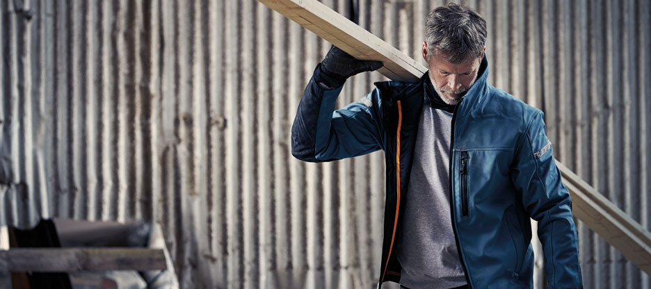 Arbeitsbekleidung für Winter bei OPO Oeschger