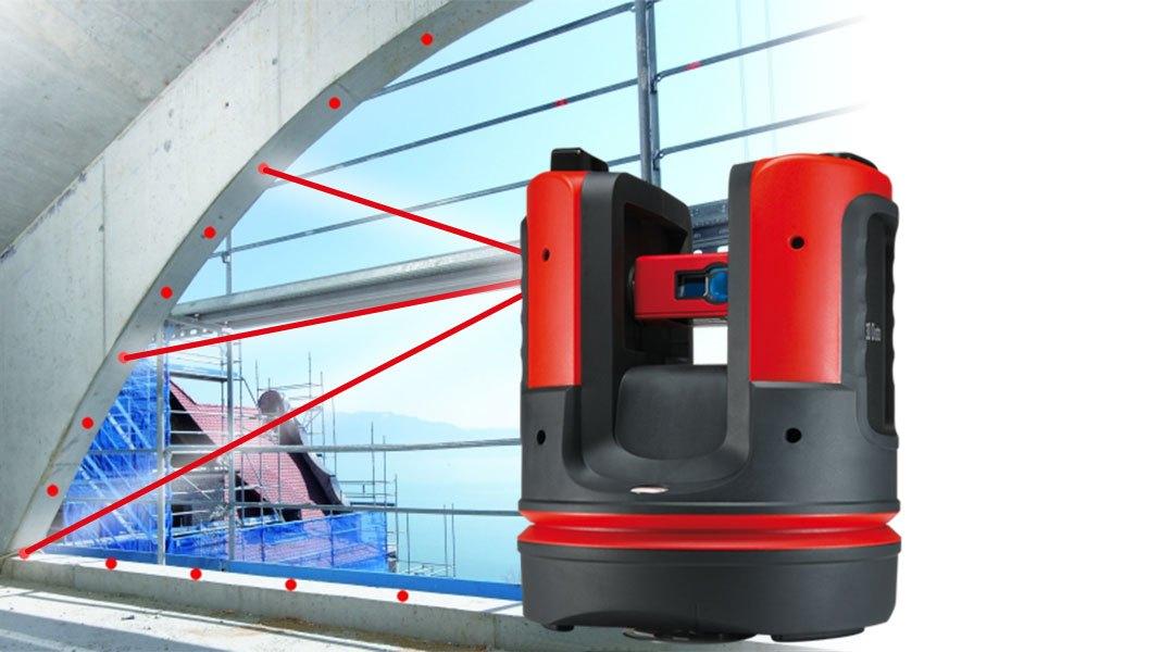 LEICA 3D Disto – Créez des espaces numériques