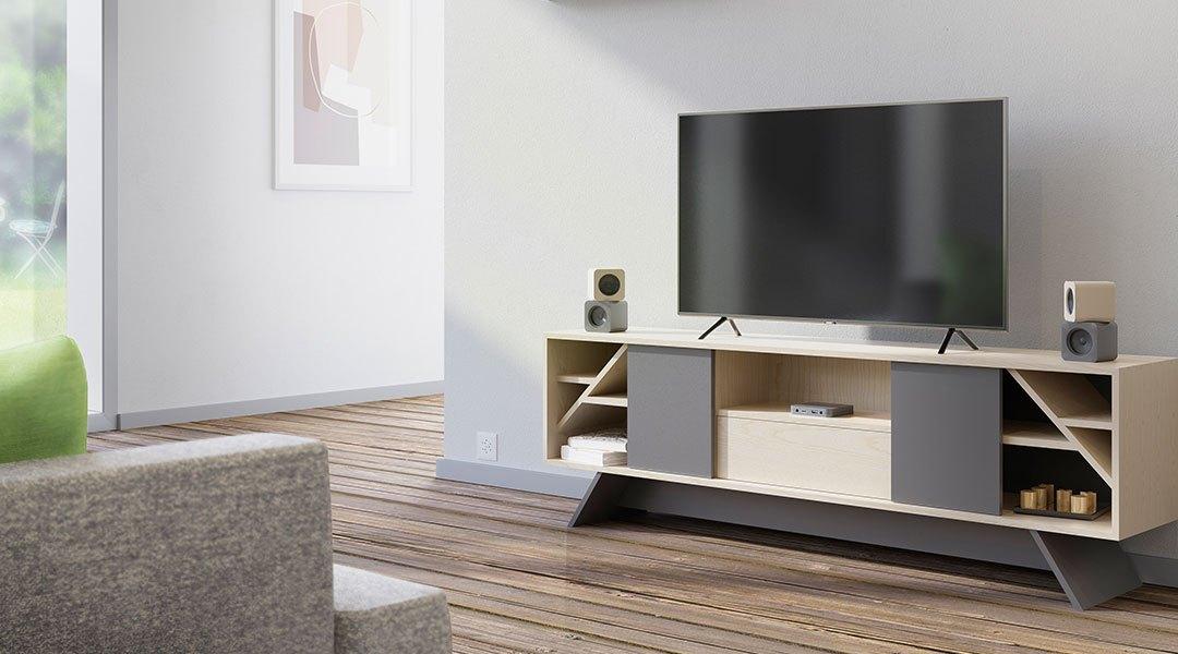 Lamello Clamex P-14 Flexus: Élément d'assemblage de meuble démontable avec tiges de positionnement flexibles