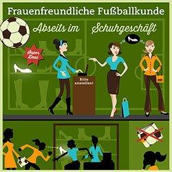 Fussball Abseitsregel