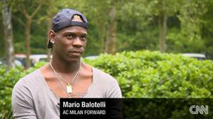 Mario Balotelli Fussballgott