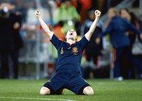 Weltmeister 2010 Spanien