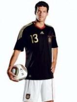 Schwarze DFB Trikot 2010