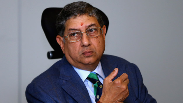 BlogguruShares - N Srinivasan_removed_as_ICC Chairman