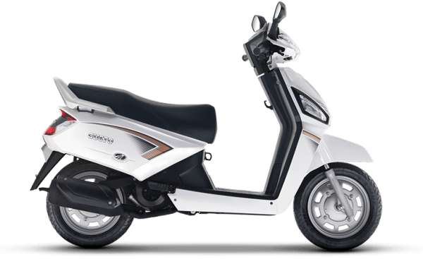 upcoming scooter Mahindra Gusto