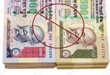 rs 500 and 1000 notes ban