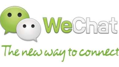 Après la Chine, l application WeChat v