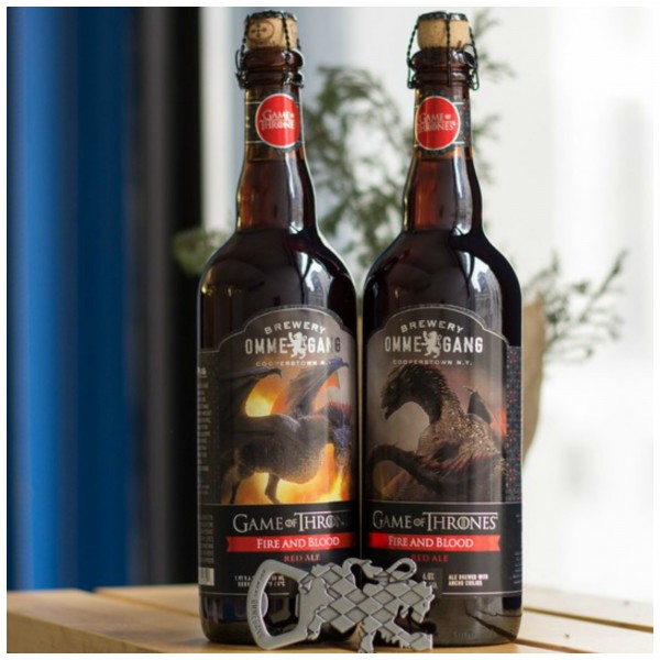Bieres Game of Thrones
