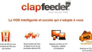 La vidéo à la demande avec Clapfeeder