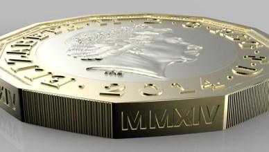 Le Royaume-Uni présente une pièce de monnaie impossible à reproduire grâce à la technologie iSIS