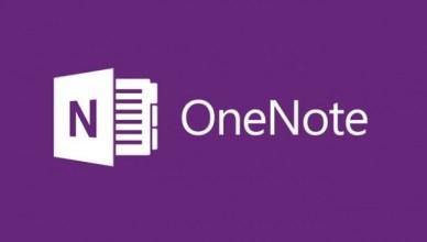 Microsoft OneNote, bientot disponible pour Mac