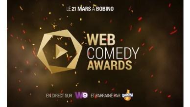 Web Comedy Awards sur w9 les humoristes du web récompensés