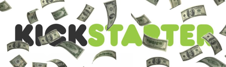 kickstarter lève 1 milliard de dollars