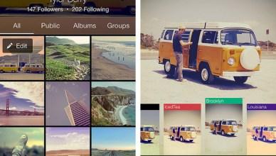 Flickr 3.0 disponible sur iOS et Android