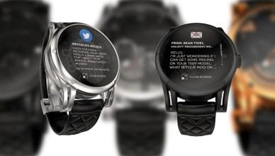 La montre connectée par Kairos