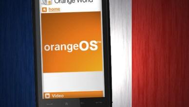 Orange pourrait développer un OS mobile Français