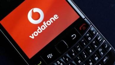 L'opérateur téléphonique Vodafone