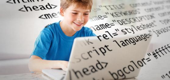 Le code html sera proposé en option facultative pour les élèves de primaire dès la rentrée.