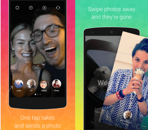 Instagram lance officiellement son application Bolt dans 3 pays
