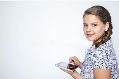 utilisation enfant tablette