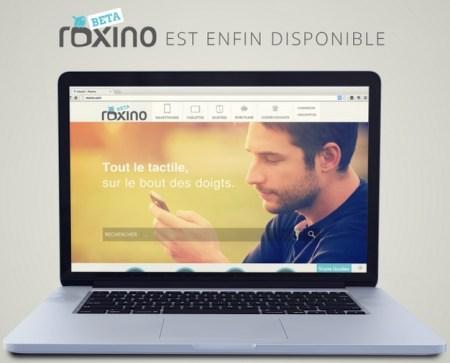Roxino le nouveau comparateur communautaire des appareils mobiles