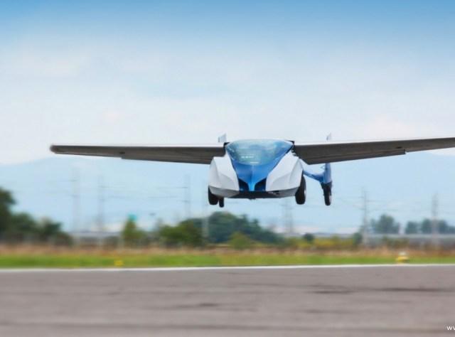 voiture volante aeromobil 3.0