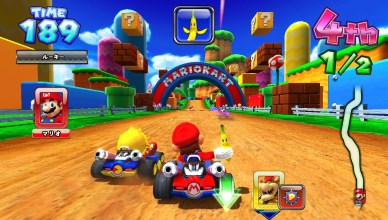 Le jeu vidéo culte Mario Kart