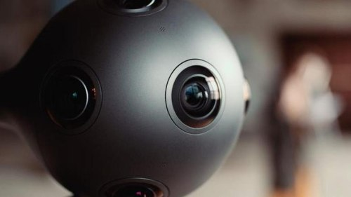 La réalité virtuelle selon Nokia