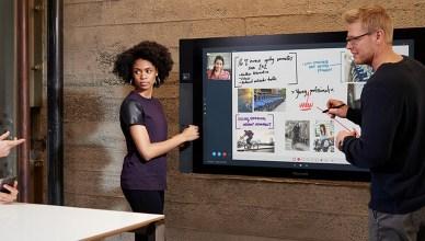 Microsoft Surface Hub : maxi tablette et maxi prix