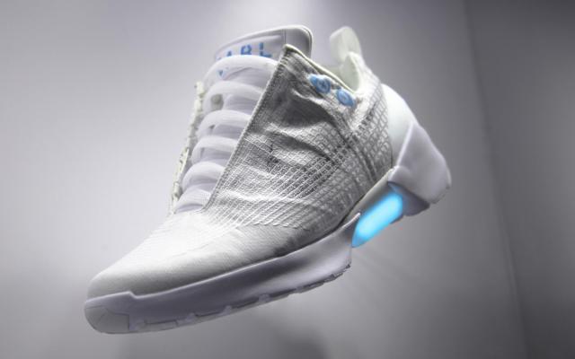 Nike HyperAdapt 1.0 blanc