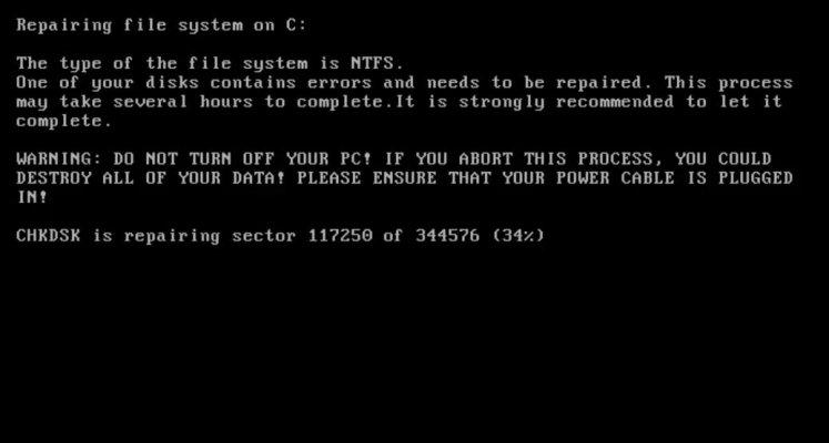 Petya, le ransomware