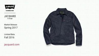 Projet Jacquard: la naissance d'une veste connectée !