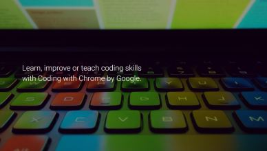 Google lance Coding with Chrome pour apprendre à coder