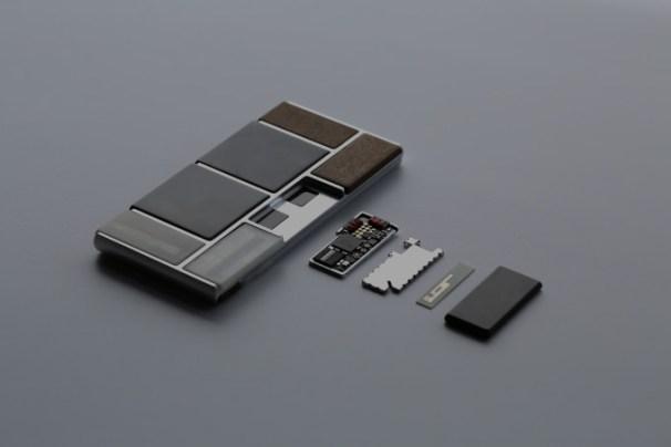 Le projet Ara : le téléphone modulaire