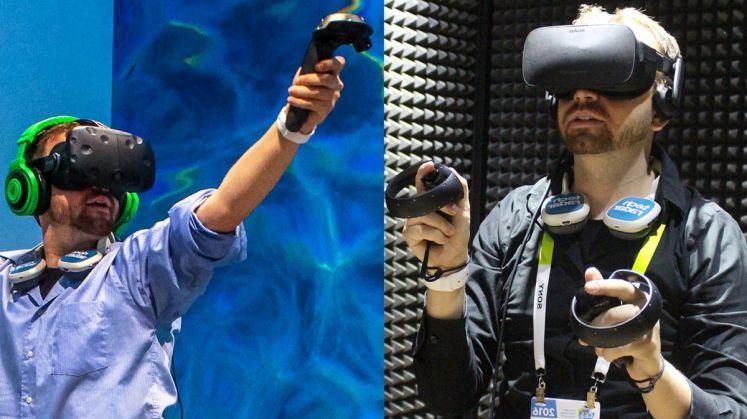 Test de Oculus Rift, le masque de réalité virtuelle