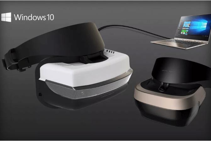Les Hololens de Microsoft en photo