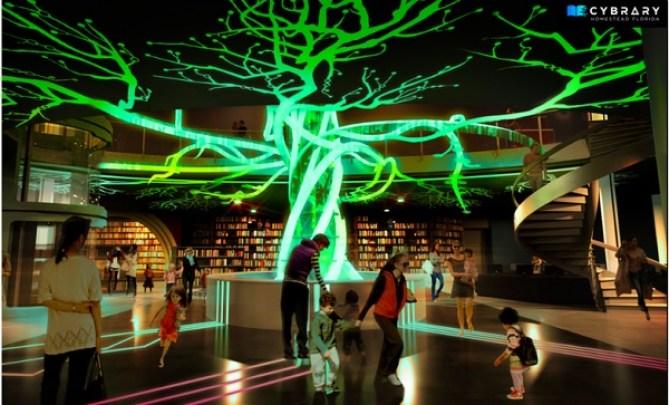 Cybrary, la bibliothèque du futur