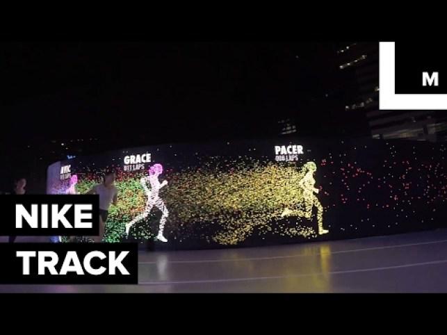 Nike possède des programmes d'entraînement pour aider les coureurs à se surpasser