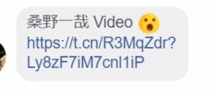 フェイスブック動画スパム