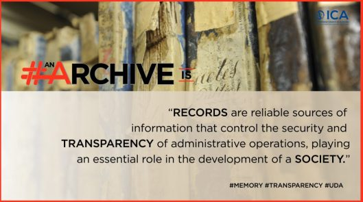 An Archive Is banner