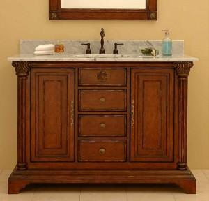 Victorian Bathroom Vanities Victorian Vanity Cabinets for