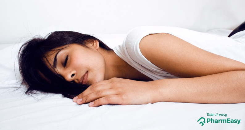 is it better to sleep without a pillow