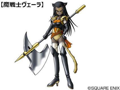 「魔戦士ヴェーラ dqmj3p 配信」の画像検索結果