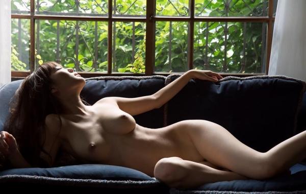 黒川サリナ スレンダー美巨乳美女ヌード画像120枚の030枚目