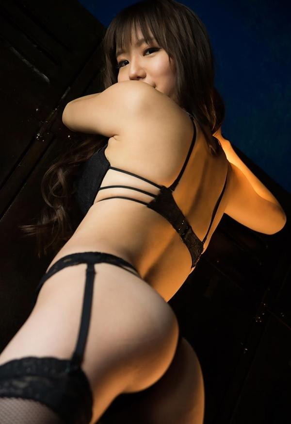 黒川サリナ スレンダー美巨乳美女ヌード画像120枚の079枚目