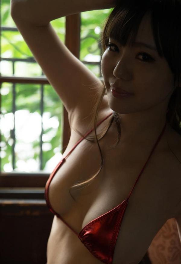 黒川サリナ スレンダー美巨乳美女ヌード画像120枚の107枚目