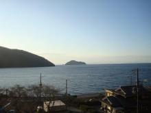ゆーけーのお仕事日記-つづらお荘から琵琶湖を望む