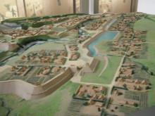 鉢形城模型