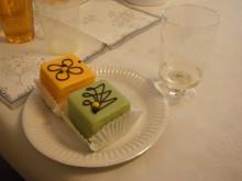 結婚式のお菓子